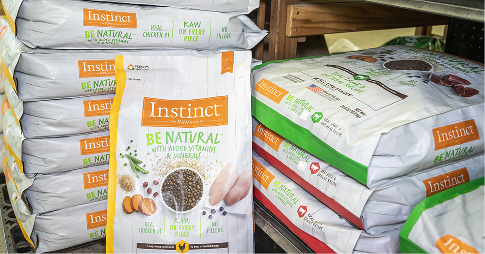 instinct petfood